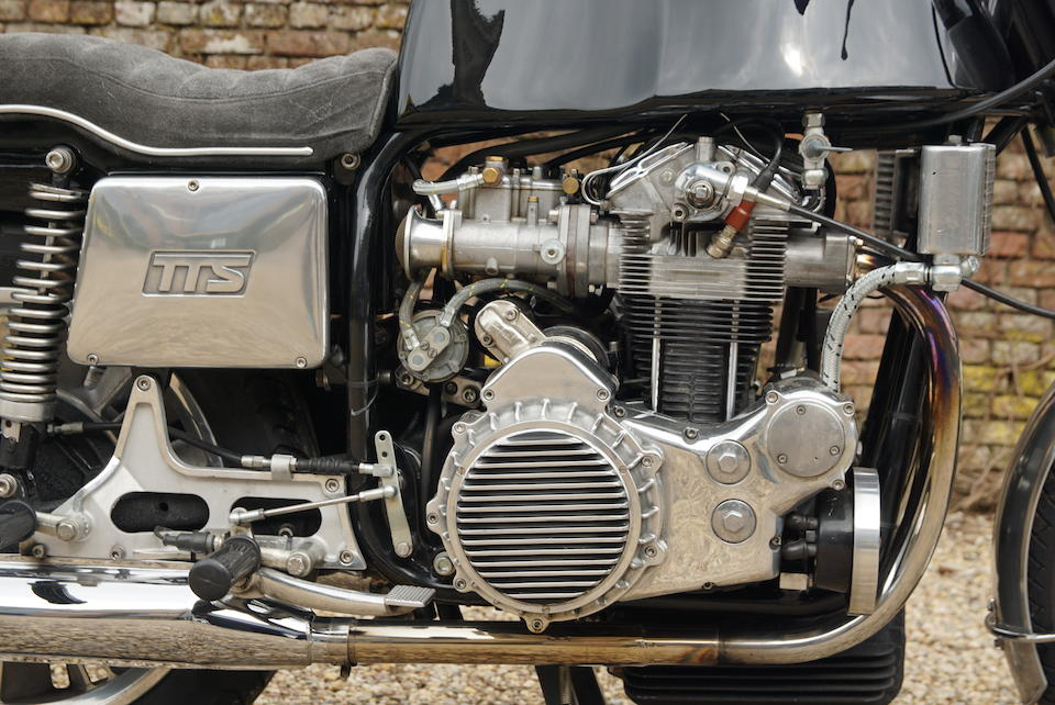 1971 Münch Mammoth 1200 TTS Frame no. 146 Engine no. to be advised