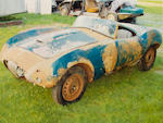 1954 Arnolt-Bristol  Roadster  Chassis no. 404/X/3033