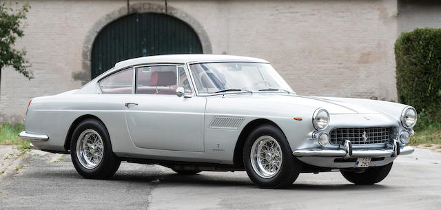 1963 Ferrari 250 GTE 2+2 Series III Coupé  Chassis no. 4093 GT Engine no. 4093 GT