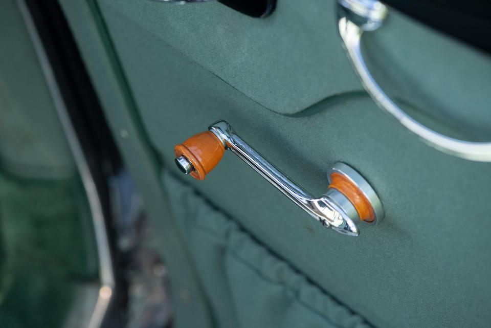 1951 Alfa Romeo  6C 2500 SS Villa d'Este Coupé  Chassis no. 915910
