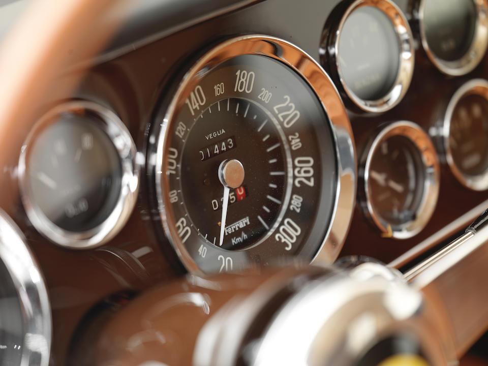 1960 Ferrari 250 GT Series II Pininfarina Coupé   Chassis no. 1625