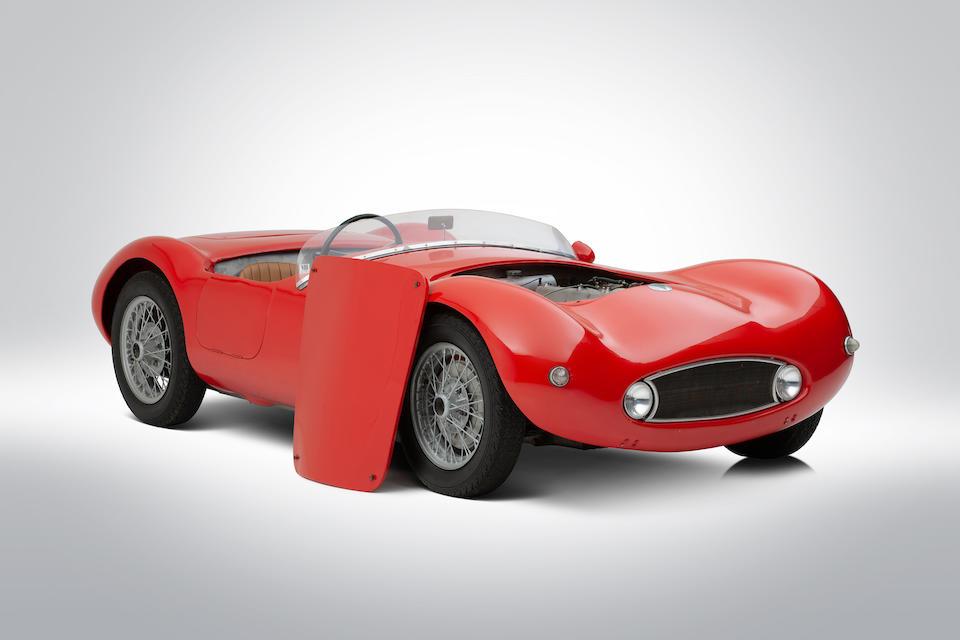 Ex-Maurizio Tabucchi,1956  Elva Mk1/B Sports Racer  Chassis no. 100/B/25 Engine no. FWA 7065