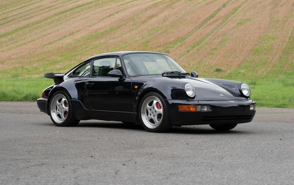 Bonhams Offered From A Private Porsche Collector1993