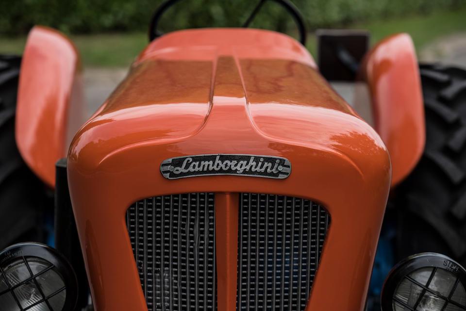 1957 Lamborghini DLA 35 Tractor  Chassis no. 3050/35