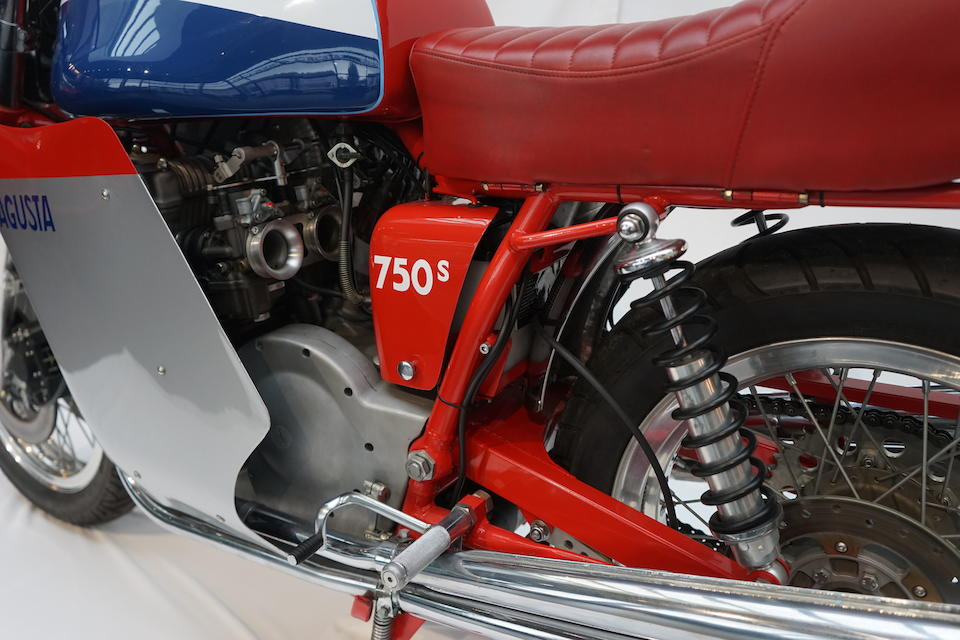 1968 MV Agusta 861cc 'Magni' Frame no. MV4C60-199 016 Engine no. 199-017