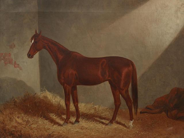 Frederick, Sr. Woodhouse (Australian, 1820-1909) 'Sterlingworth' & 'Echo II' (Pair) ((2))