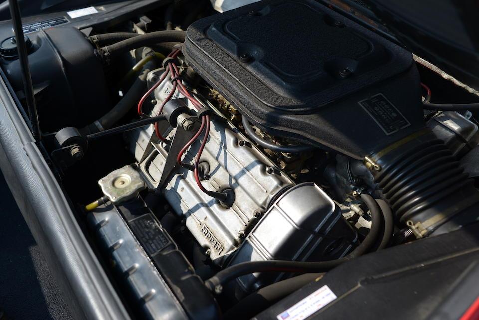 1976 Ferrari 308 GTB 'Vetroresina'  Chassis no. F106 AB 19359