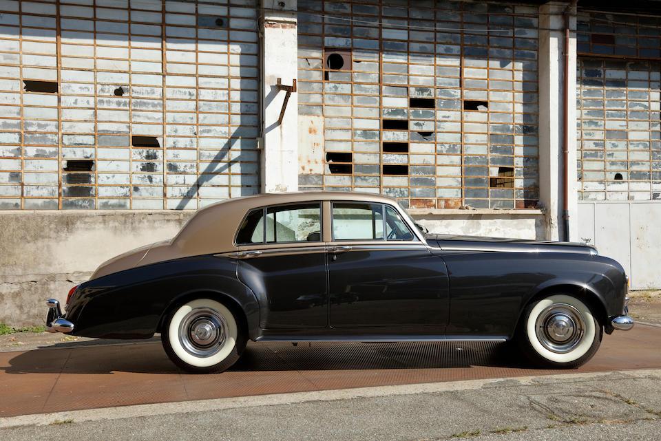 1963 Bentley S3 Saloon  Chassis no. B4LCN