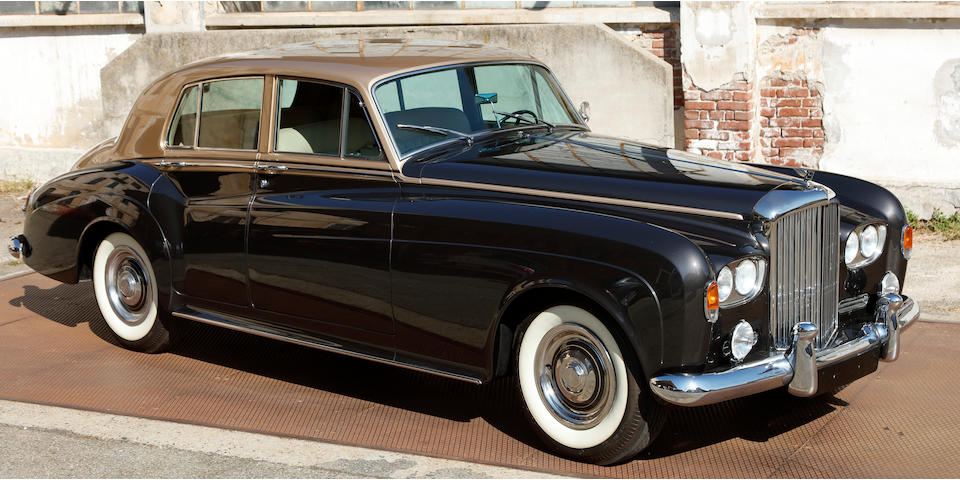 1963 Bentley S3 Saloon  Chassis no. B4LCN