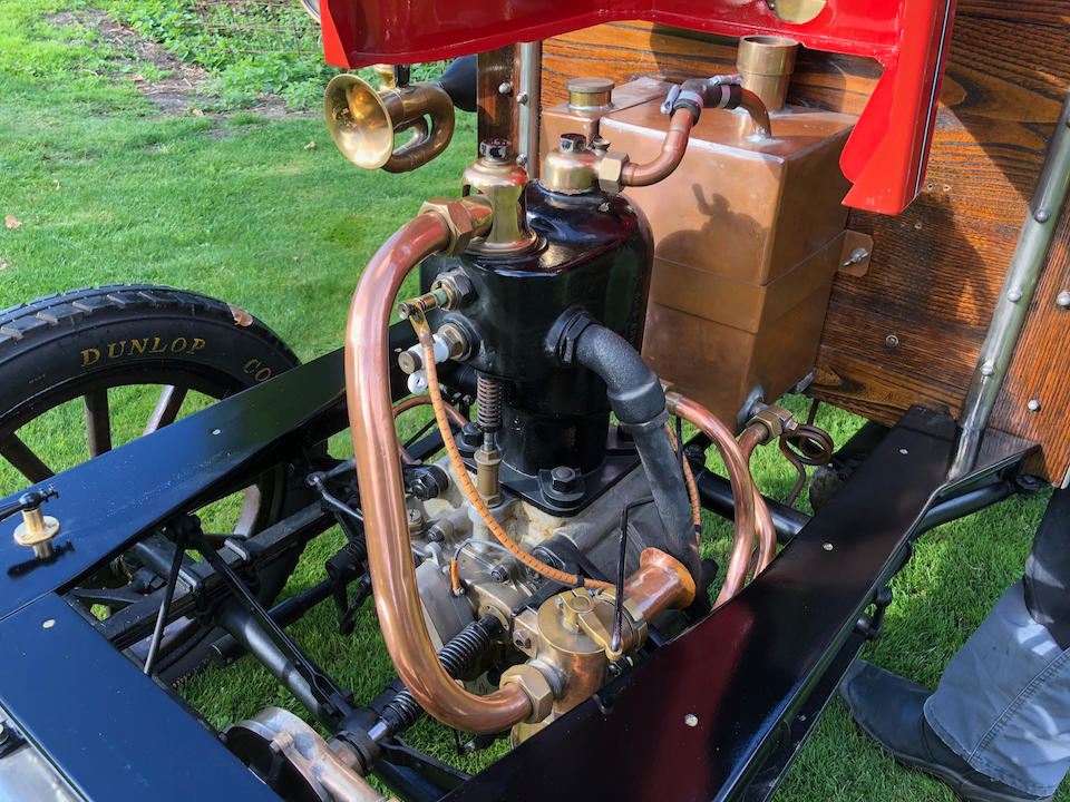 c.1903 De Dion-Bouton 8hp Two-Seater