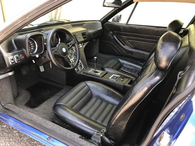 1972  De Tomaso Pantera L Berlinetta  Chassis no. THPNMT 05073