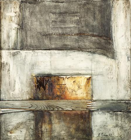 Evgeny Rukhin (Russian, 1943-1976) Untitled