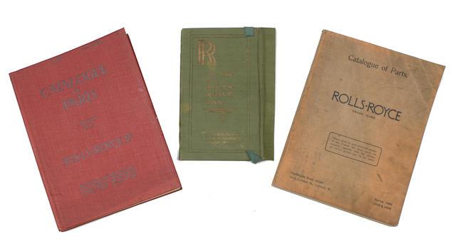Rolls-Royce Publications,  ((3))