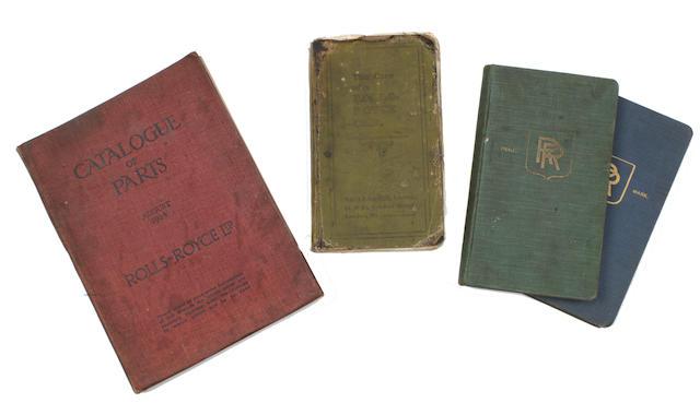 Rolls-Royce publications,  ((4))