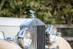 First owned by the Marquess of Queensberry,1935 Rolls-Royce Phantom III Sedanca de Ville  Chassis no. 3AX109