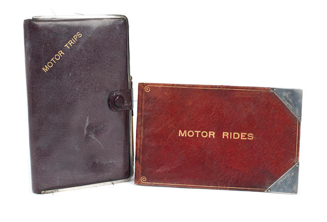Two veteran motor journals,  ((2))