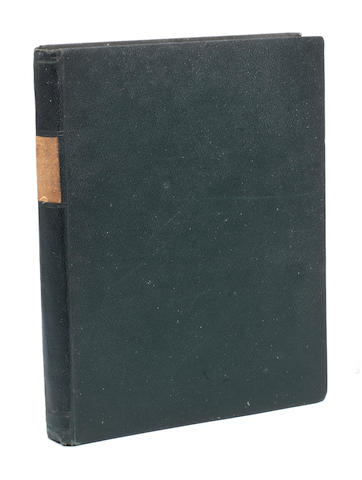 Coopers Vehicle Journal; bound Volume XXXVII for 1916,