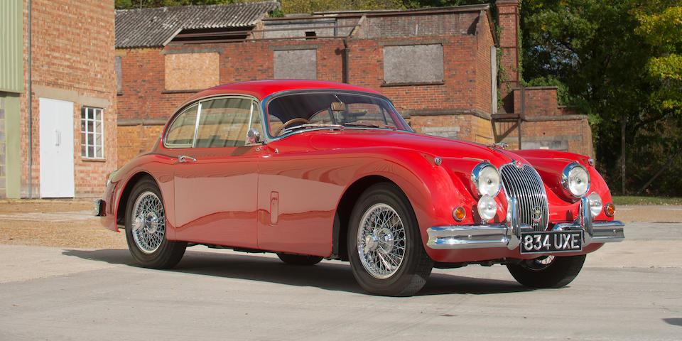 The property of ex-Formula 1 racing veteran Jo Ramírez,1959 Jaguar XK150 'S' 3.4-litre Coupe