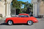 1961  Porsche  356B 1600S Hardtop Coupé  Chassis no. 200936