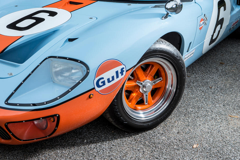 1991 GTD Ford GT40 Coupé  Chassis no. 23690