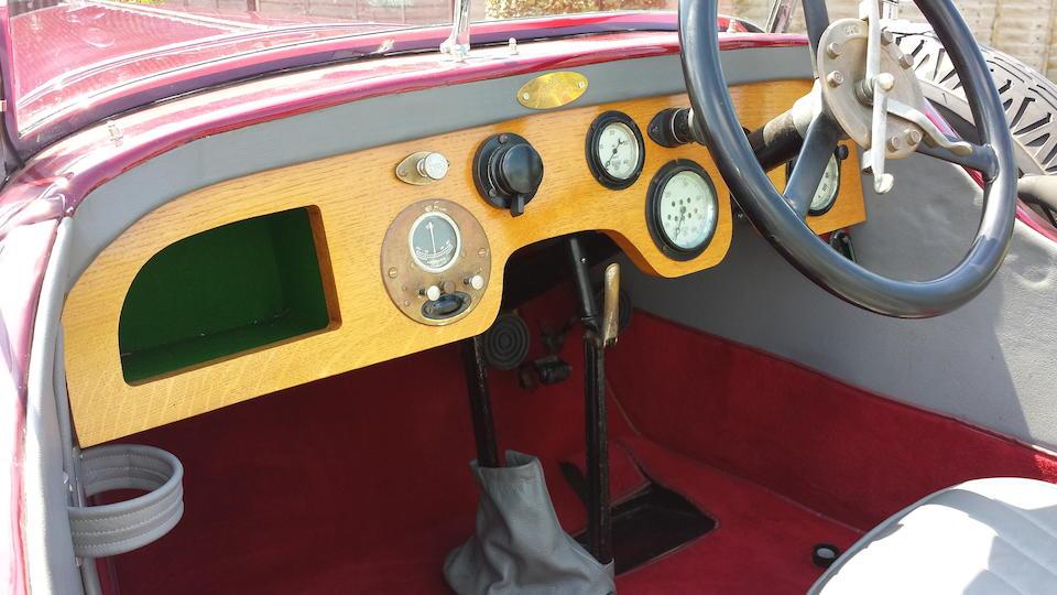 1922 Austin 20hp Tourer   Chassis no. PCH597