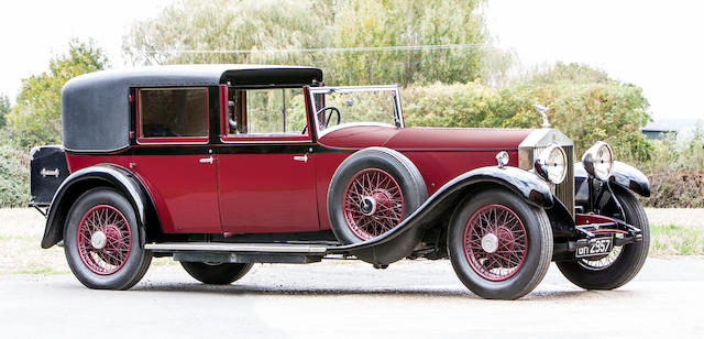 1930 Rolls-Royce 40/50hp Phantom II Sedanca De Ville  Chassis no. 29GY
