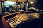 "The HeliosCentric Helios console: Constructed in 1996 through an amalgamation of part of the Island Records Basing Street Studio 2 Helios Console (1970-1974) used by artists such as; Led Zeppelin to record their 'Album IV' which includes the timeless hit ""Stairway To Heaven"", and Bob Marley & The Wailers to record the albums 'Burnin' and 'Catch a Fire'; with the other part being from Alvin Lee's Helios console from Space Studios (1973-1979); with the final construction installed at HeliosCentric Studios (1996-present),"