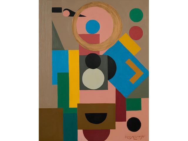 Ralph Balson (1890-1964) Untitled, 1941