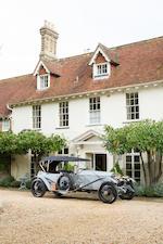 Originally owned by Mrs W K Vanderbilt,1921 Rolls-Royce 40/50hp Silver Ghost 'London-to-Edinburgh' Tourer  Chassis no. 48CE
