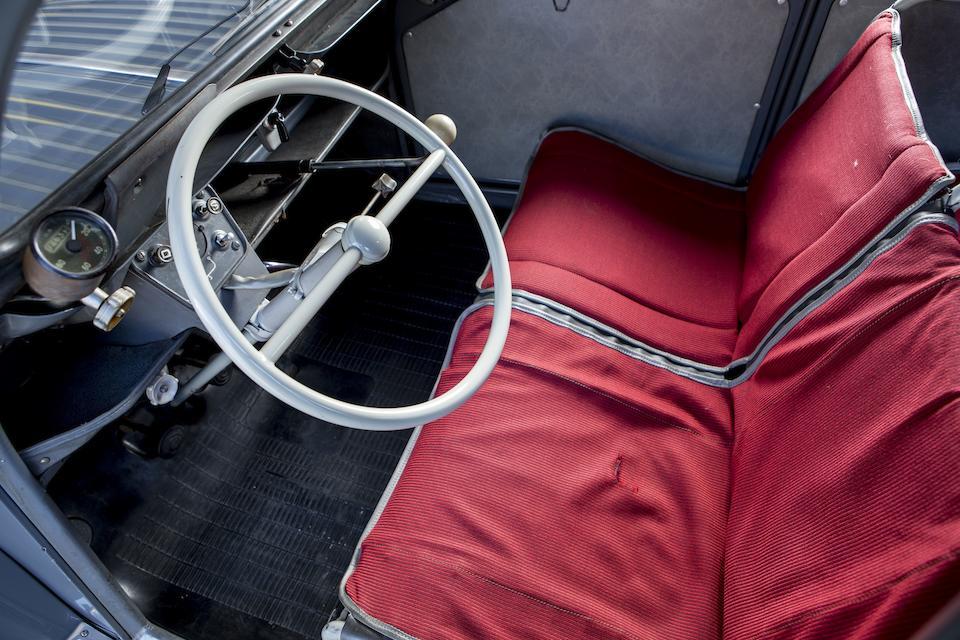 1957 Citroën 2CV   Chassis no. 371 913