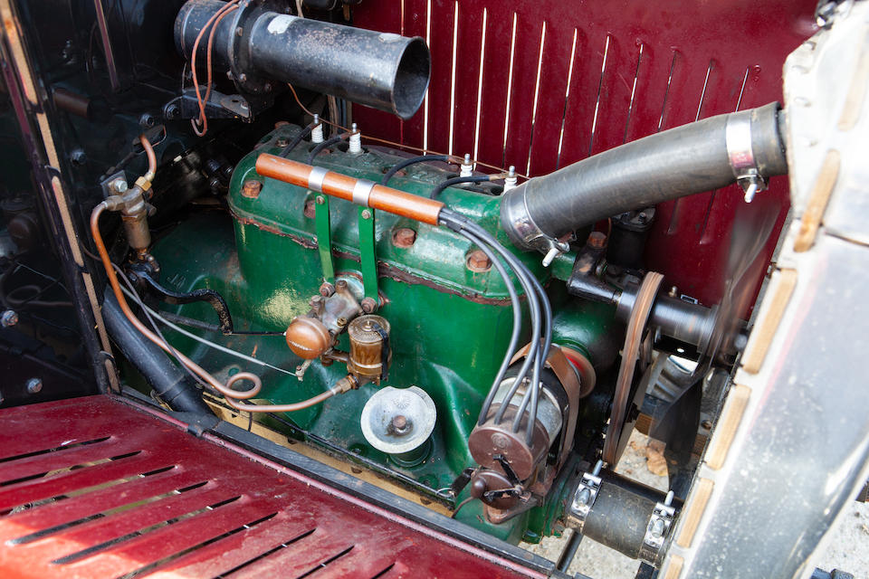 1927 Morris Commercial 13.9hp One-Ton Van  Chassis no. 14446T