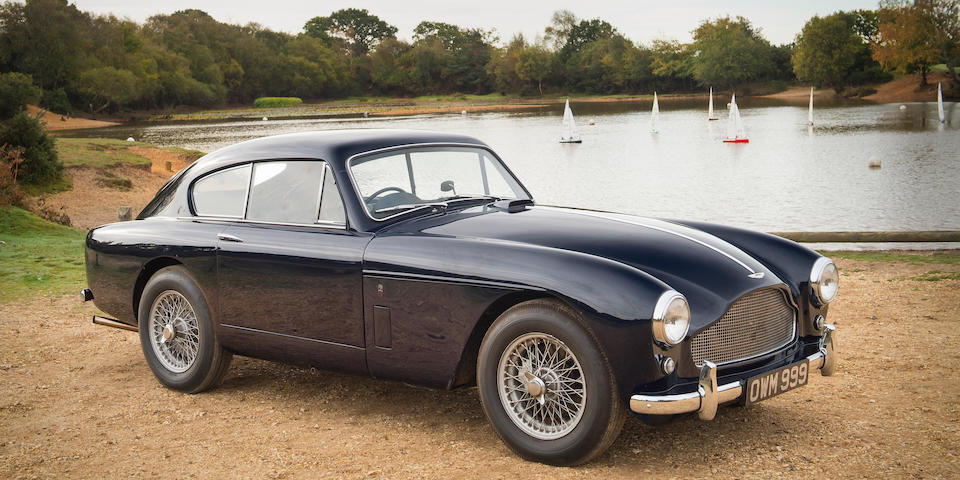 1958 Aston Martin DB MkIII Sports Saloon  Chassis no. AM300/3/1612