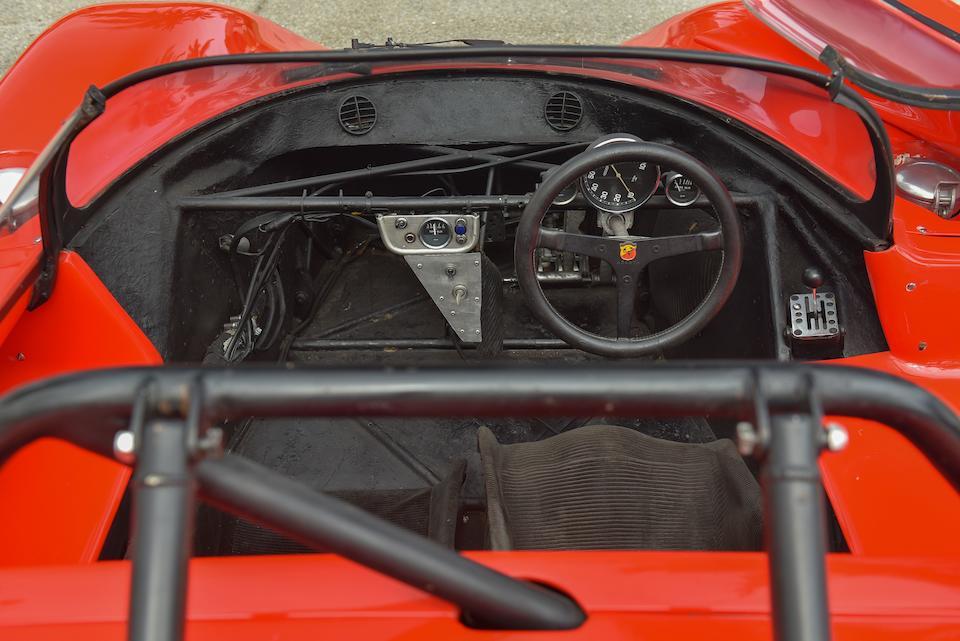 Ex-Casoni, Ortner, Vacarella, 'Pal Joe', Becchetti, 1971 1000km Monza Class Winning,1969 Abarth 1300 Sport Spider SE010 'Quattro Fari' Sports Racing Prototype  Chassis no. SE010/0040