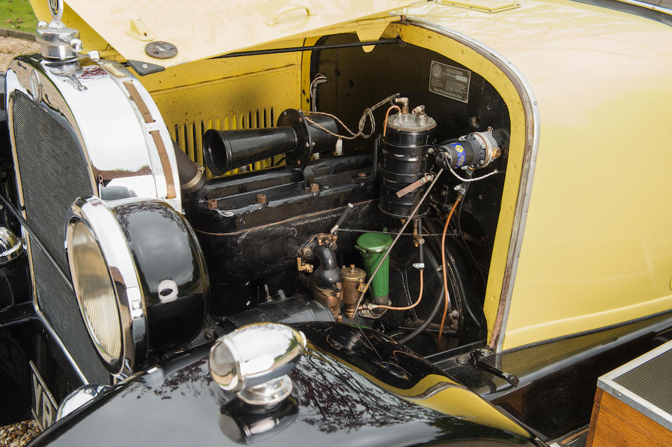 1926 Dodge 'Fast Four' Tourer  Chassis no. A324590