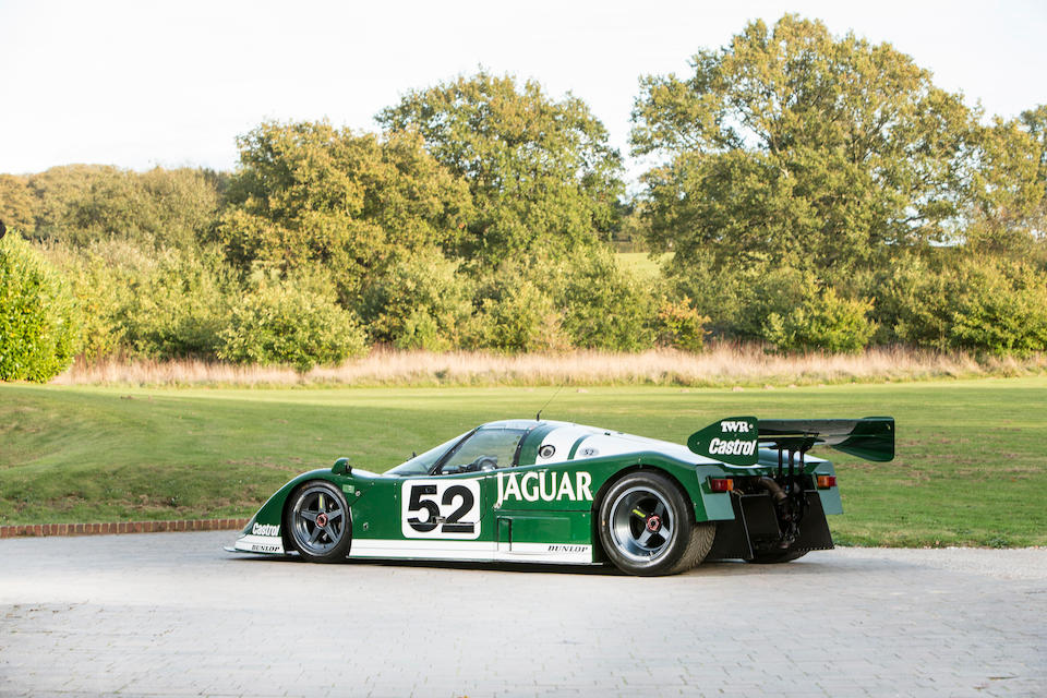 The Ex-Martin Brundle/Jean-Louis Schlesser/Jan Lammers/Mike Thackwell V12-engined,1985 Jaguar XJR6 World Endurance Championship Group C Racing Coupe  Chassis no. 285