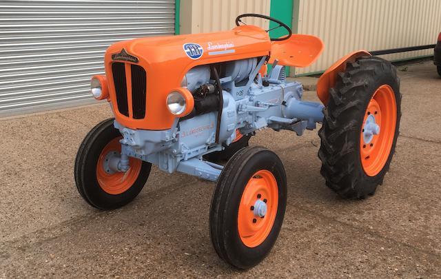 1962 Lamborghini 1R Tractor  Chassis no. FL2 11505