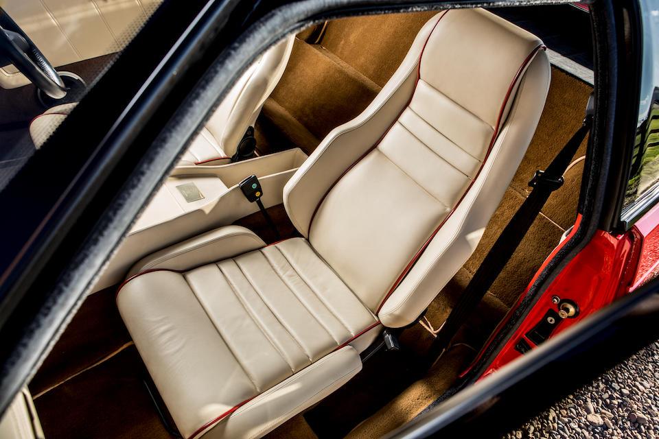 Delivery mileage only,1986 Aston Martin V8 Vantage Zagato Coupé