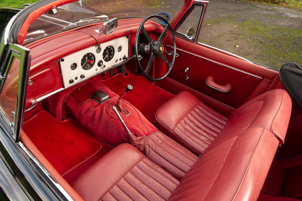 1960 Jaguar XK150 3.8-Litre Drophead Coupé  Chassis no. S838988