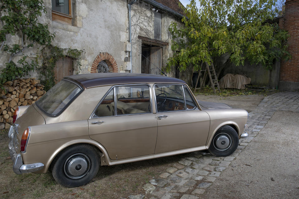 Originally owned by the late Charles Aznavour,1966 Vanden Plas Princess 1100 Saloon  Chassis no. V16S 11260