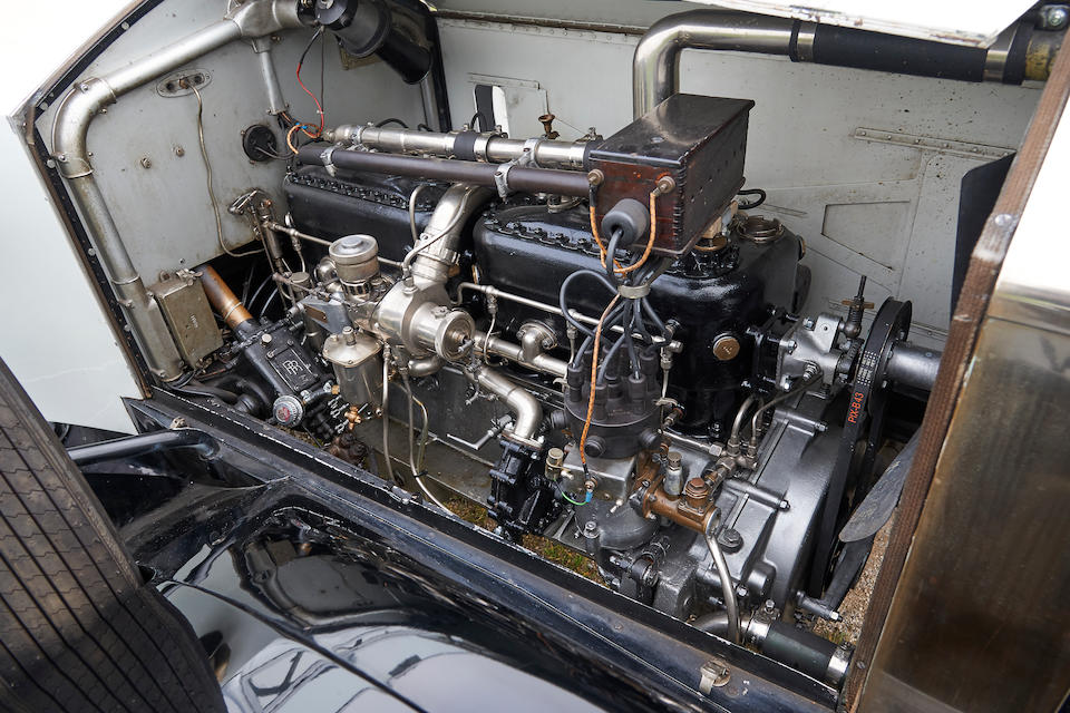 1922 Rolls-Royce 40/50hp Silver Ghost Tourer  Chassis no. 28HG