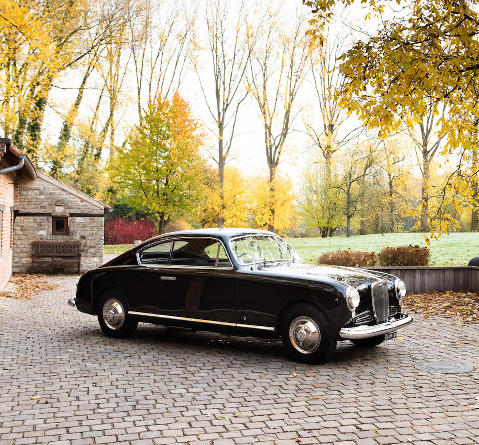 First owned by Giovanni Bracco,1950 Lancia Aurelia B50 Coupé   Chassis no. B50-1044