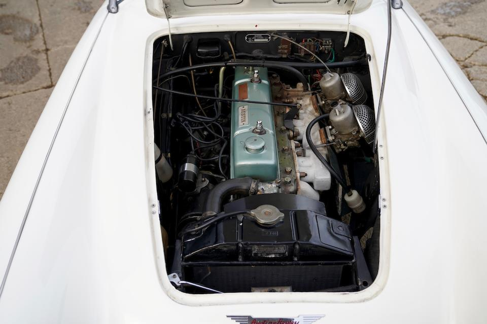 1957 Austin Healey 100/6 BN4 Roadster  Chassis no. BN4-O/45824