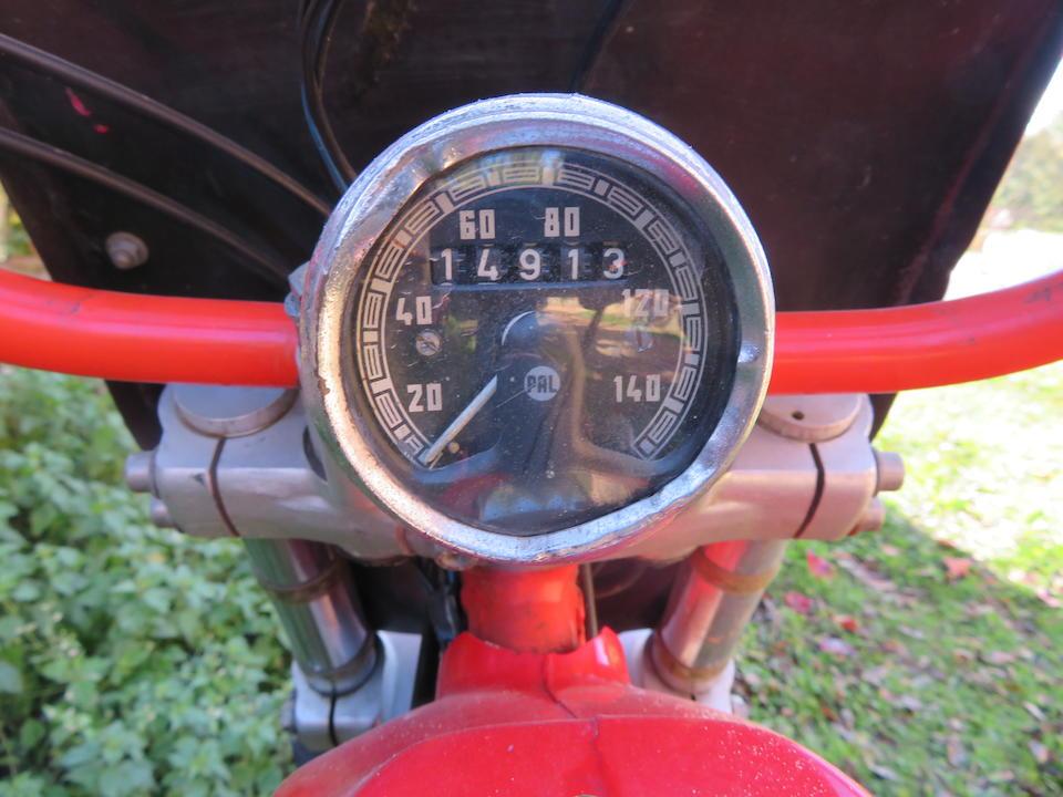 c.1978 Jawa 246cc 653/3 Enduro Frame no. 0721082 Engine no. *654-0847*