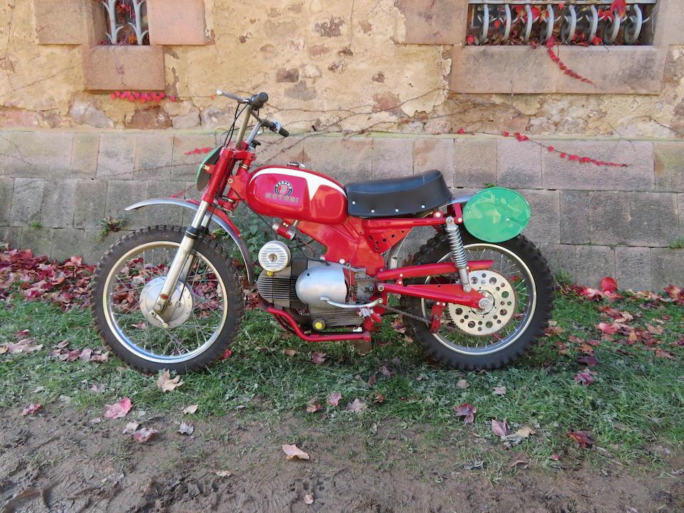 c.1961 Motobi 250 Cross Frame no. *451530* Engine no. *451530*