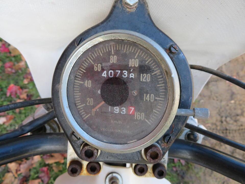 c.1979 Bultaco 370cc Frontera Mk.11 Frame no. HB-21504352A Engine no. HM-21504352A