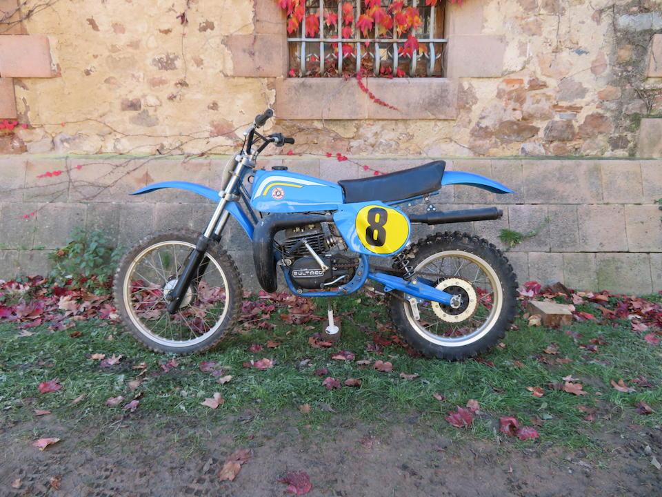 c.1976/1977 Bultaco 370cc Pursang Mk.8 / Mk.10 Frame no. B-13601017 Engine no. HM-19300363