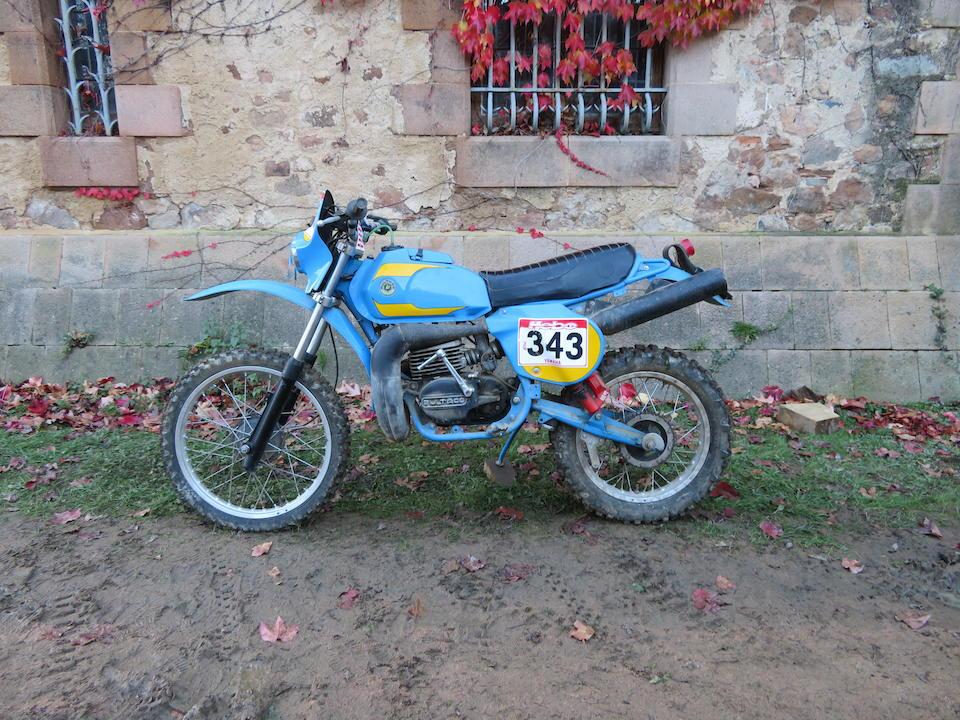 c.1978 Bultaco 370cc Frontera Mk.11 Frame no. HB-21501719 Engine no. HM-21501719