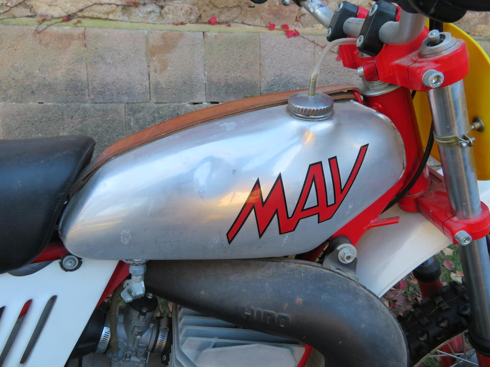 c.1976 MAV 250 Frame no. MAV250*1020 Engine no. none visible