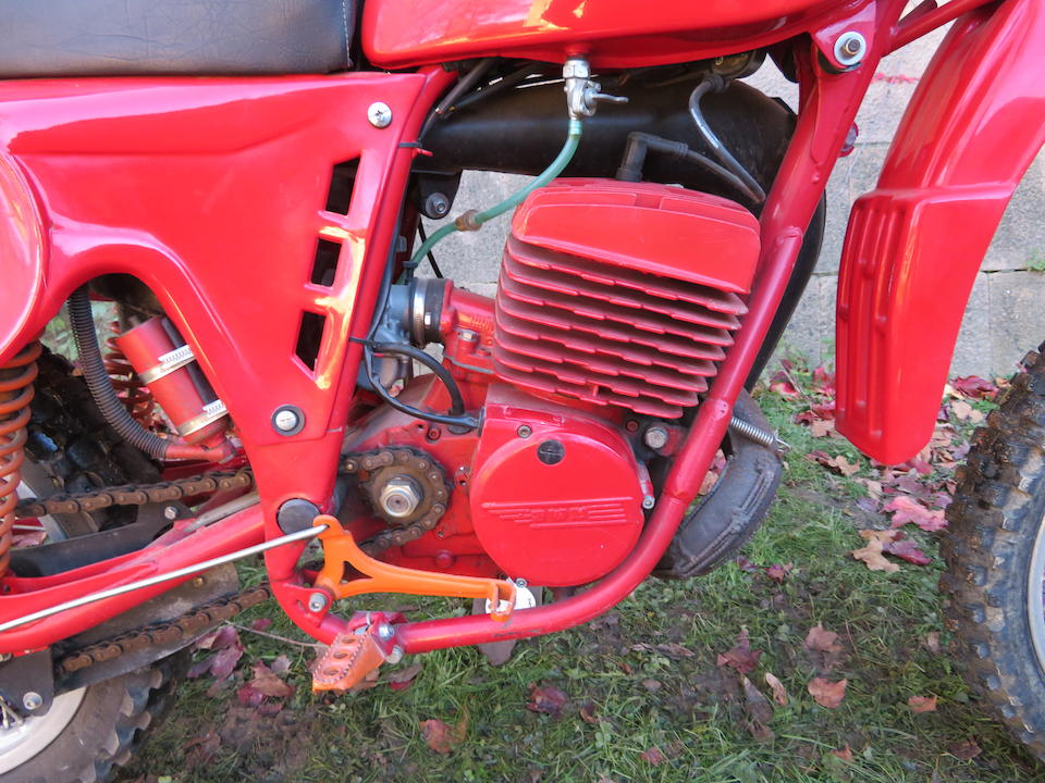 c.1976 SWM 250cc Enduro Frame no. *E*SWM*RS440GSTF121*003584 Engine no. 130427