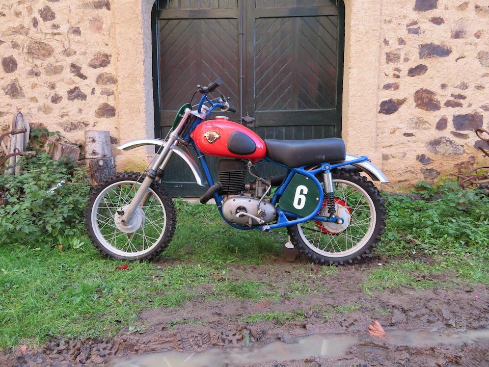 c.1962 Maico 250 'Scrambler' Frame no. 2424 Engine no. 2544940
